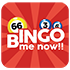 BingoMeNow Mobile App for Bingo Players Logo