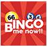 BingoMeNow Mobile App for Bingo Players Logo